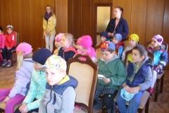 Setkání předškoláků s panem starostou